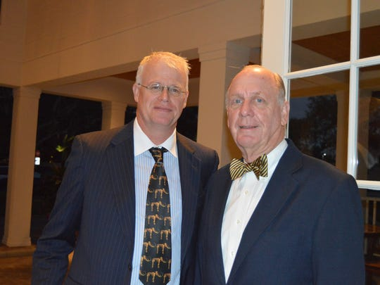 Dr. Andy Hemmings and Randy Old