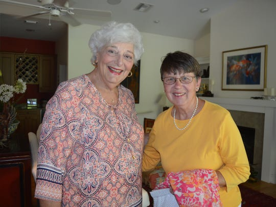 Janet Stuart and Janet Schachtt