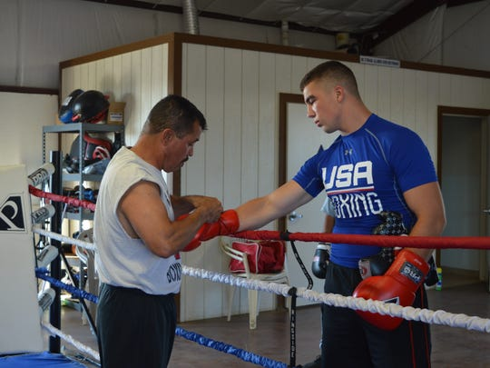 Boxing: Tulare's Torrez Jr  aiming for 2020 Olympics