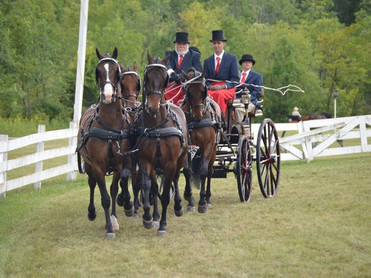 Wade House Carriage Driving Days will be held from