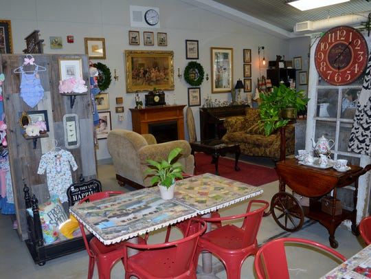 The Sundale Trading Post has home decor, unique gifts,