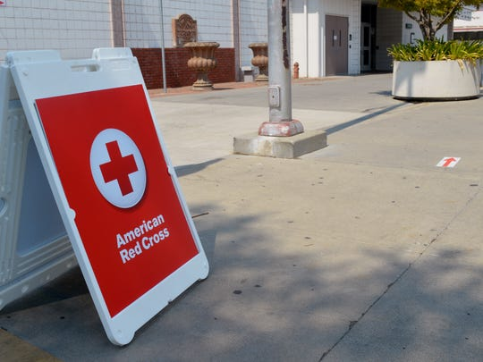 Porterville College is the only American Red Cross