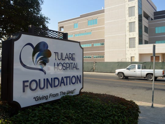 The Tulare Hospital Foundation provides funding to