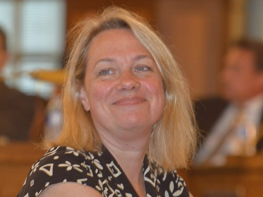 Westchester Legislator Catherine Parker, D-Rye, is in the running to be next chair of the Board of Legislators.