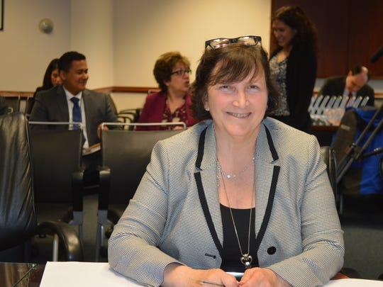 County Legislator Nancy Barr, D-Rye Brook, wants the