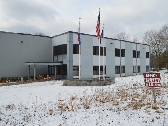 The office complex at 1-3 New King St., West Harrison,