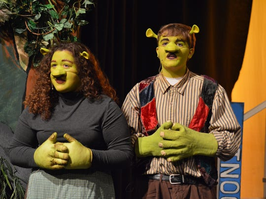 Shrek Jr. is one of several summer camps at Center for the Arts.