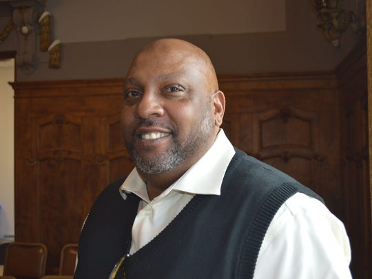Lionel Turner, who heads the Yonkers school's CSEA