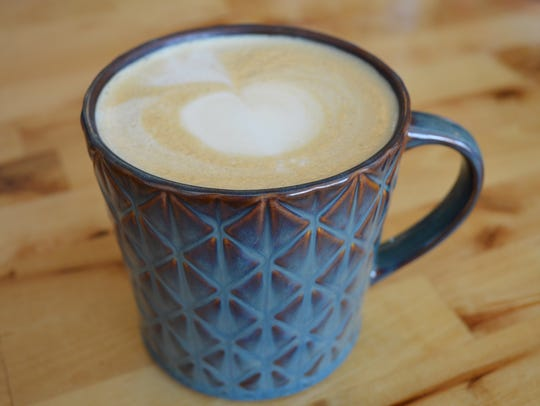 One of Avenue Coffeehouse's most popular menu items