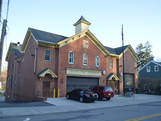 Croton Fire Department headquarters are on Grand Street.