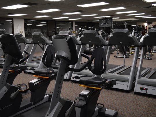 Co-owner Ben Cruz said about 90 percent of the Southridge Athletic Club equipment is brand new.
