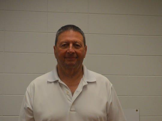 New Tioga offensive coordinator Brian Ensminger.