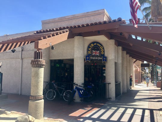 Hair of the Dog will relocate to a new location on