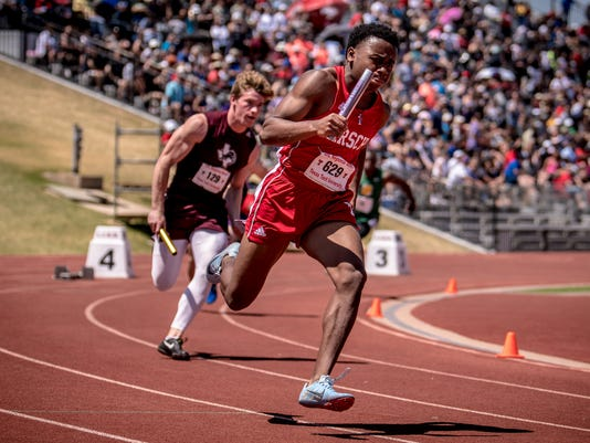 UIL Region One 4A and 5A Track & Field Meet