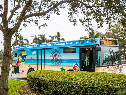 LEDE NDN 1230 Beach Trolley