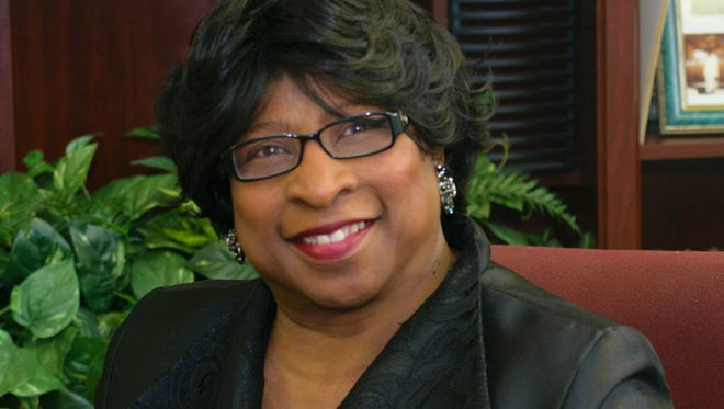 Rev. Dee Dee M. Coleman, a Detroit pastor who is president of Council of Baptist Pastors of Detroit and Vicinity