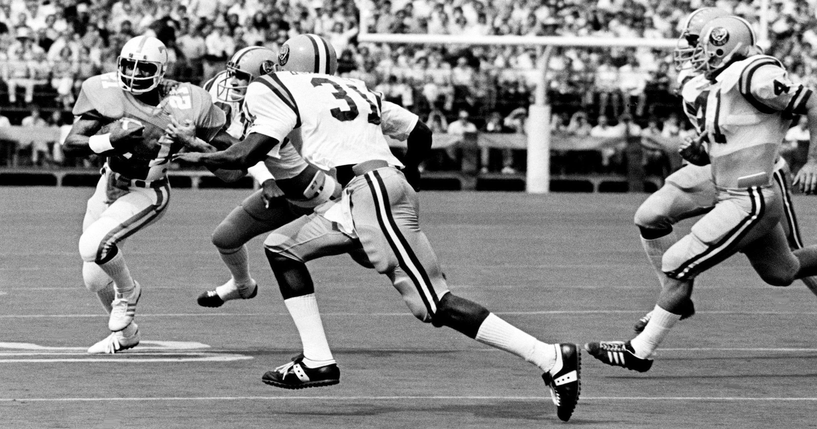 Nashville Then: Tennessee vs. LSU in 1975
