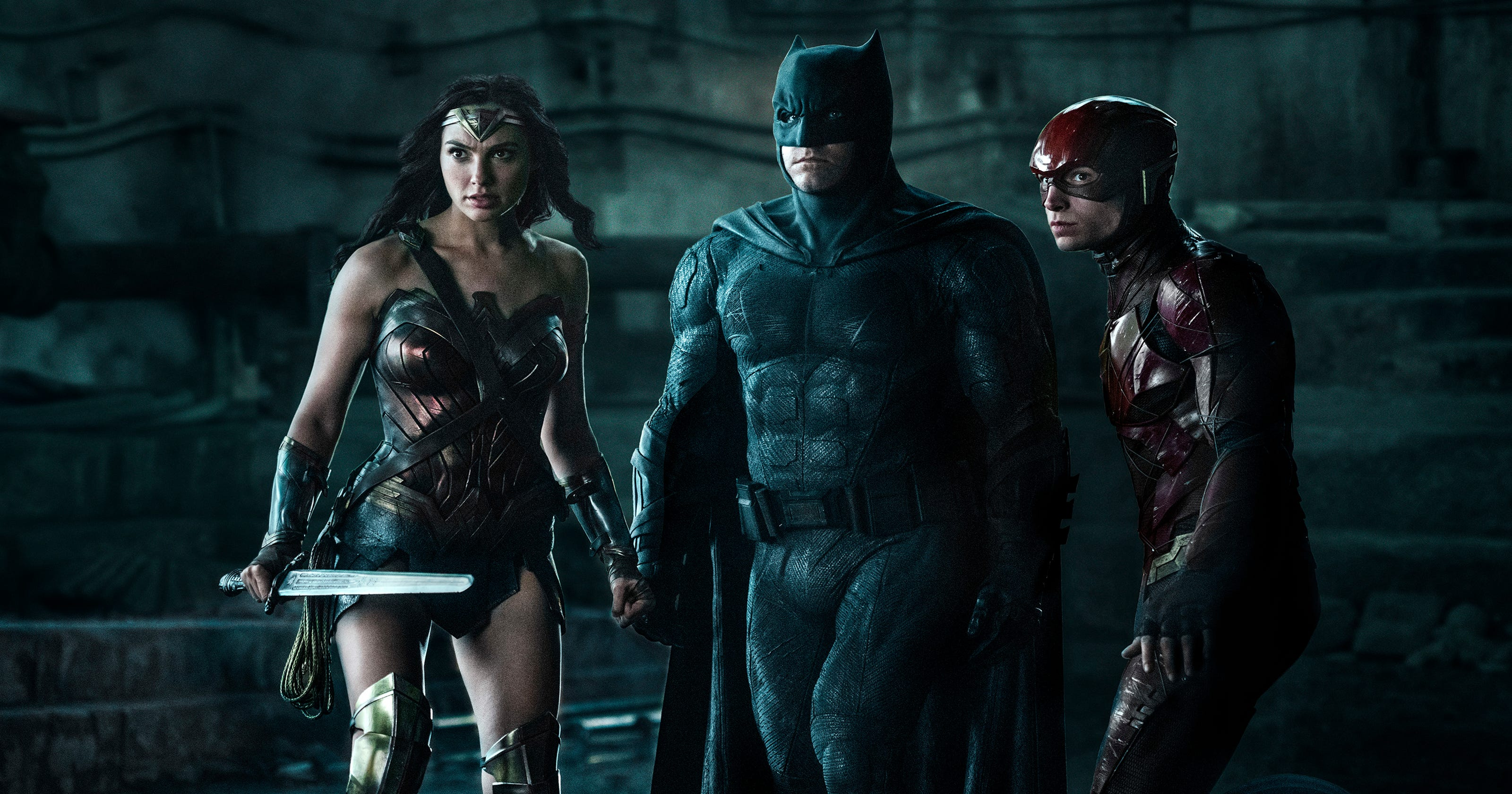 Justice League' review: Fun popcorn flick, too much CGI