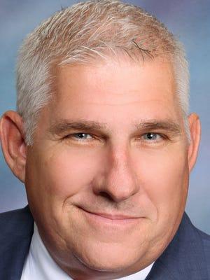 Peoria Unified Superintendent Darwin Stiffler