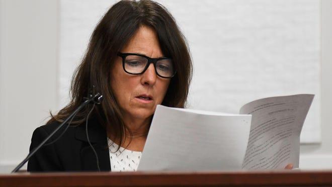 Livingston County Judge Theresa Brennan
