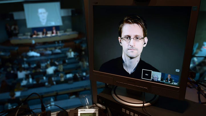 Snowden might as well have been a spy: Column
