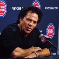 Pistons owner Gores talks anthem, All-Star hopes