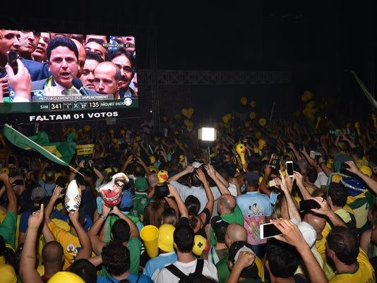 BRAZIL-ROUSSEFF-IMPEACHMENT