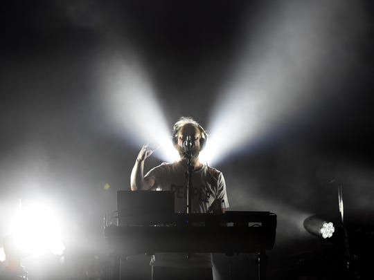 Saturday's Mo Pop festival includes headliner and indie folk outfit Bon Iver.