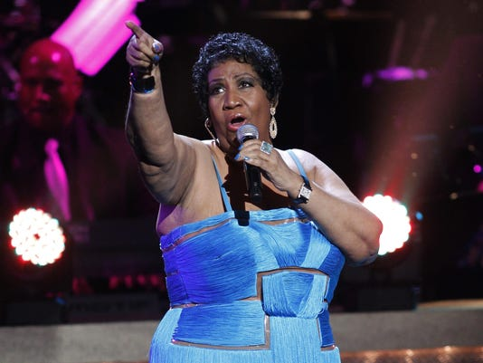 Aretha Franklin Washington Legacy