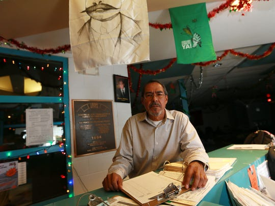 About 30 farmworkers from Juárez opted to stay home