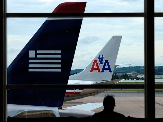 American and US Airways to close merger Monday