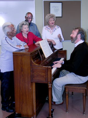 A new free Music for Seniors series of  Live Performance Learning Labs will take place  at the Nashville Public Library.