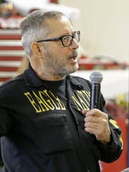 Steve Erato, owner of Eagle Nation Cycles, has started