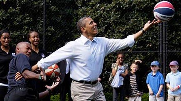 Obama Easter Egg Roll2