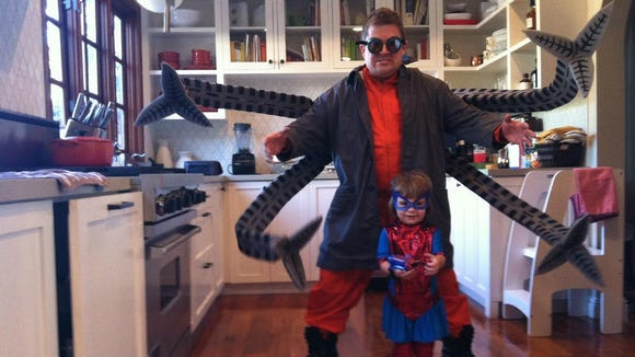 Patton Oswalt, Halloween Ready