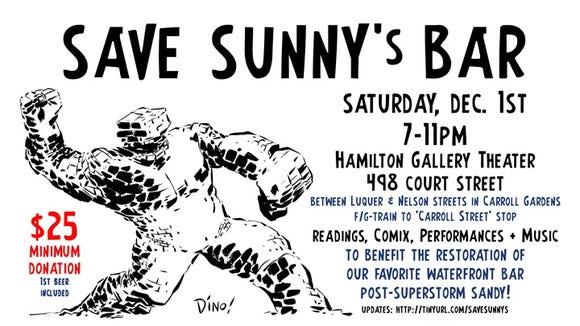 Save Sunny's