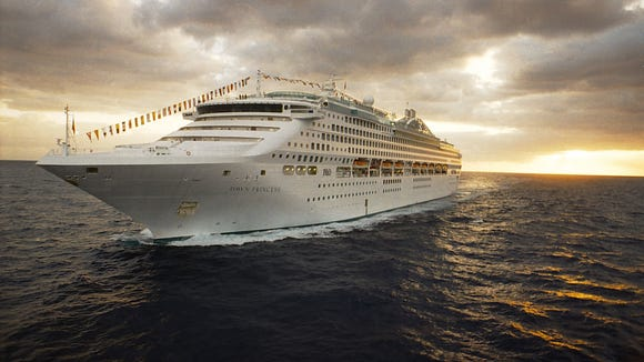 Image of Dawn Princess