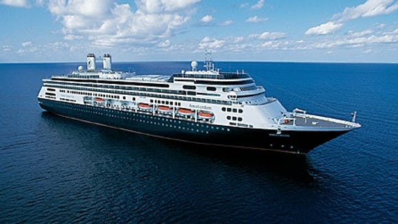 Image of Holland America Amsterdam