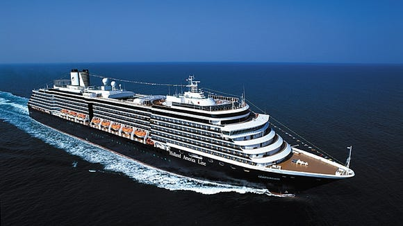 Image of Holland America Oosterdam