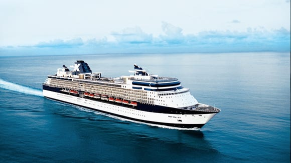 Image of Celebrity Infinity