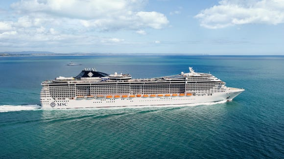 Image of MSC Divina