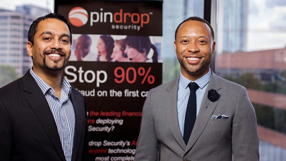 Pindrop Security founders