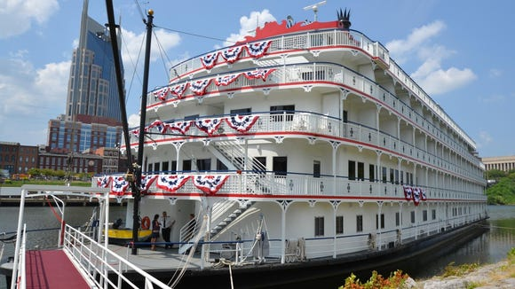 American Cruise Lines Bets Big On Riverboats