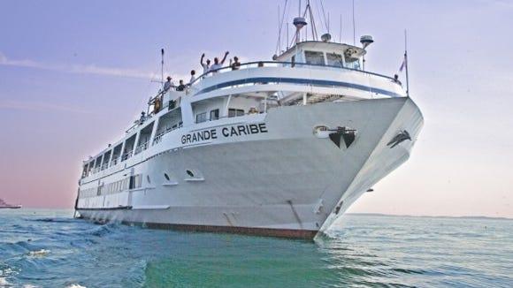 blount grande caribe