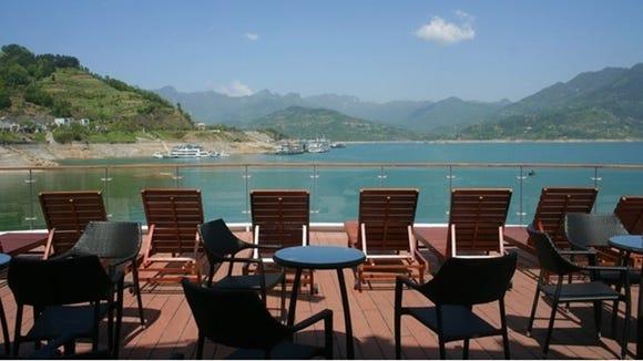 century cruises of china yangtze river