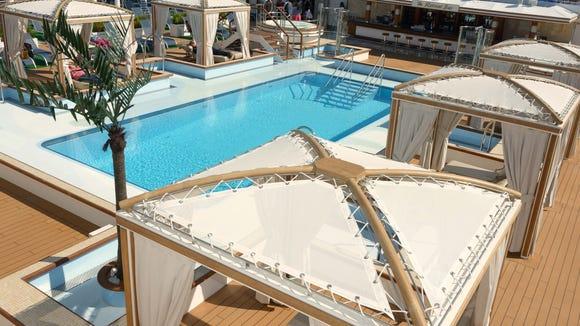 Royal Princess Retreat Pool