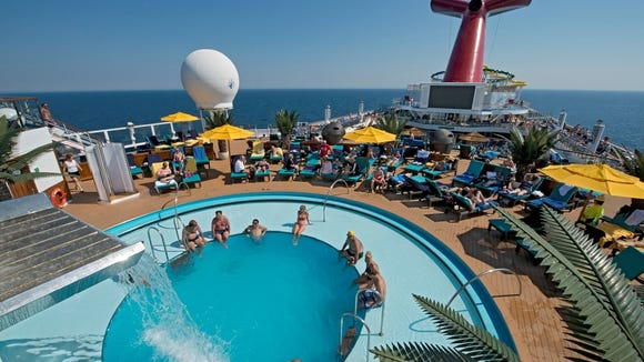 5 Things To Love About The Revamped Carnival Sunshine
