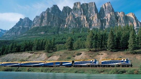 rocky mountaineer train DON'T OVERWRITE