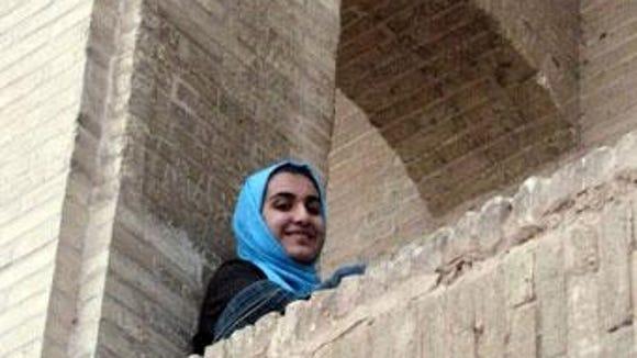 iran bridge