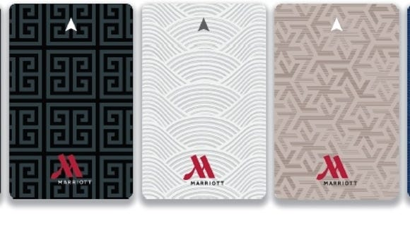 Marriott Key Cards